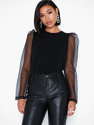 Vero Moda Vmalberta L/S Sheer Fabric Puff Top