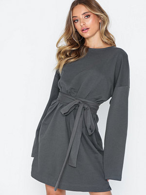 NLY Trend Wrapped Sweat Dress