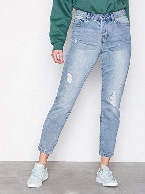 Vero Moda Vmivy Lr Tapered Boyfriend Jeans No