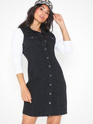 Levi's Sl Short Aubrey Dress Shiny Ha