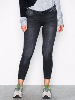 Jacqueline de Yong Jdyskinny Reg Jake Ankl G Jeans Dnm