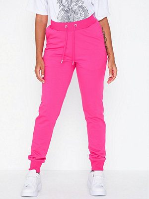 NLY Trend rosa byxor Perfect Joggers