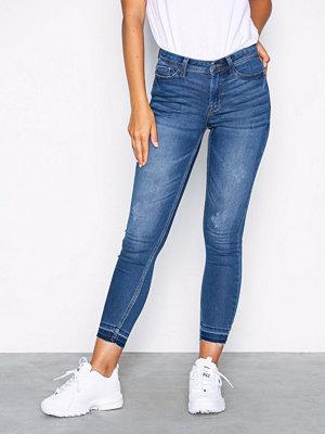 Jacqueline de Yong Jdyskinny Reg Jake Ank Mb Jeans Dnm