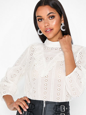 co'couture Alaine Anglaise Blouse