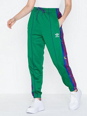 Adidas Originals gröna byxor Track Pants