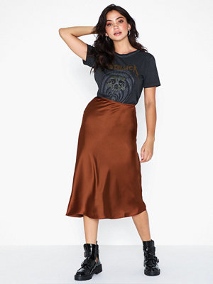 Jacqueline de Yong Jdyperfect Midi Skirt Wvn