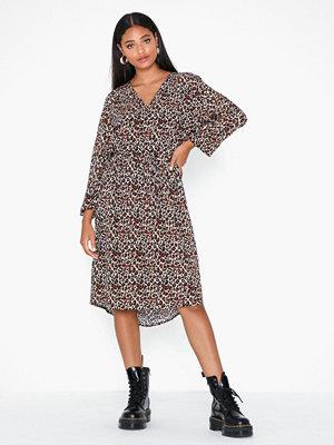Object Collectors Item Objbay 3/4 Dress Aop Seasonal