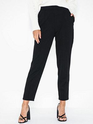 NLY Trend svarta byxor Gorgeous Crepe Pants