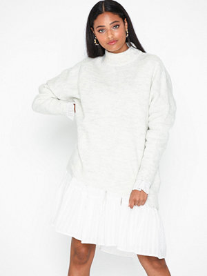 Selected Femme Slfenica Ls Knit O-Neck Noos