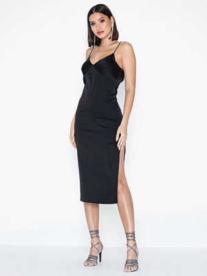 NLY Eve Strappy Slit Dress