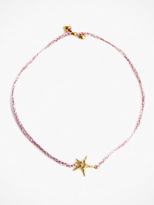Santai armband Sea Star Bracelet Dusty Pink