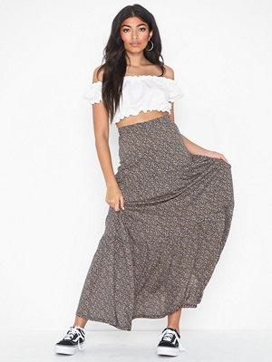 Vero Moda Vmvanessa Hw Ancle Skirt SB5