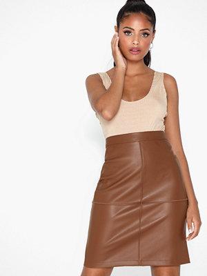 Vila Vipen New Skirt-Fav