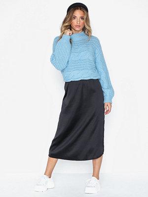Only Onlmania Midi Skirt Wvn