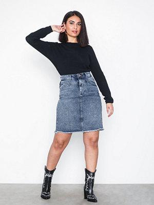 Pieces Pccilla A-Line Hw Skirt MB226-Vi D2