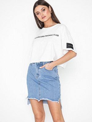 Vila Vijules Hw Slit Skirt/1