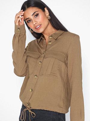 Skjortor - Vila Viselina L/S Shirt