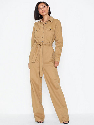 Jumpsuits & playsuits - NLY Trend Cargo Boilersuit