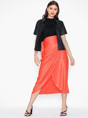 Aéryne Olive skirt