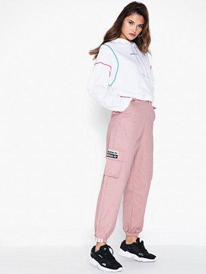 Adidas Originals gammelrosa byxor Track Pants
