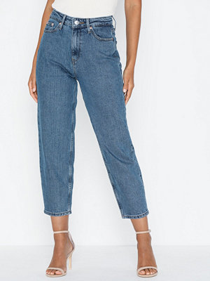 Only Onlkelis Hw New Mom L Dnm Jeans Cre