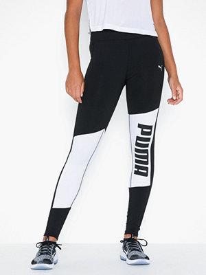 Sportkläder - Puma Logo 7/8 Graphic Tight