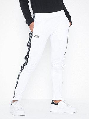Kappa vita byxor Pants, Astoria Snap Banda