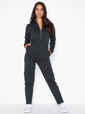 NLY Trend Cargo Sweat Jumpsuit