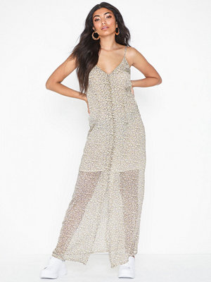 Only Onlmay Strap Calf Dress Wvn