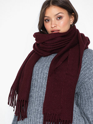 Pieces Pckial Long Scarf Noos Port Royale