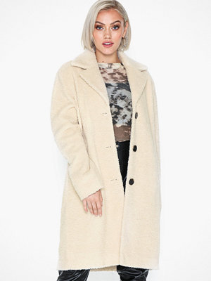 Selected Femme Slfnanna Teddy Coat B