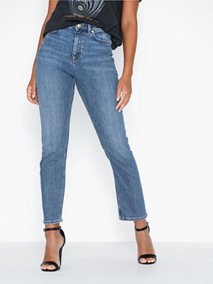 Jeans - Gant Hw Slim Cropped Classic Jeans