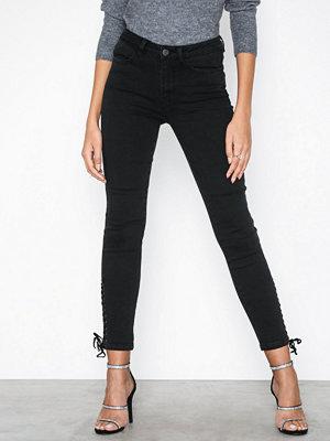 Vila Vijulas Rw 7/8 Tie Jeans