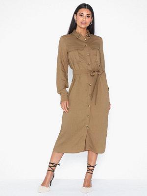 Vila Viselina L/S Shirt Dress