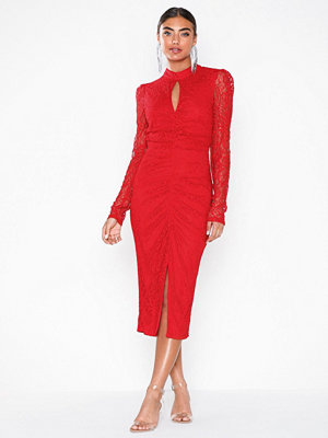 NLY Eve Lace Midi Dress