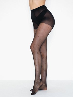 Strumpbyxor - Lindex Tights Mini Dot
