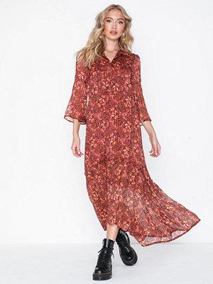 Vero Moda Vmliva Chif 3/4 Ankle Dress Wvn Ki