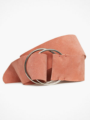 Bälten & skärp - Only Onltacca Wide Suede Waist Belt