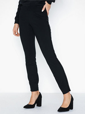 Polo Ralph Lauren svarta byxor Skinny Pant