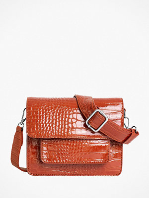 hvisk röd axelväska Cayman Pocket