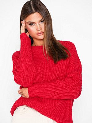 Selected Femme Slfmira Ls Knit O-Neck B