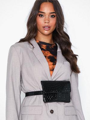 Vero Moda svart axelväska Vmabbie Belt Bag