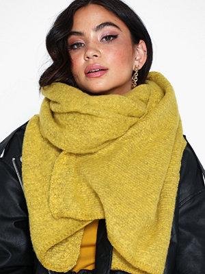 Halsdukar & scarves - Only Onllima Knit Long Scarf Acc Noos
