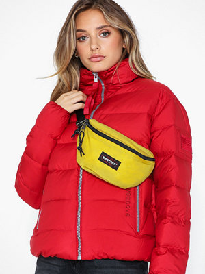 Eastpak gul axelväska Springer Yellow