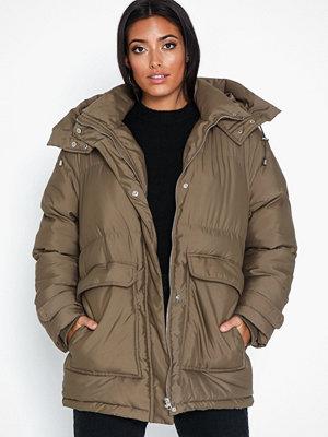 Dunjackor - Missguided Patch Pocket Hooded Coat