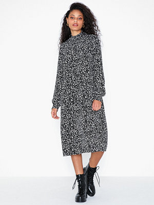 Only Onlmolly Mono Ls Dress Wvn