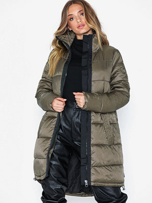 Dunjackor - Vero Moda Vmmolde 3/4 Jacket Boos