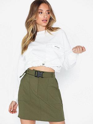 Only Onllotus Mini Skirt Wvn