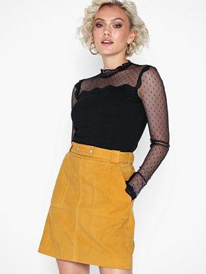 Y.a.s Yaslilie Mw Suede Skirt
