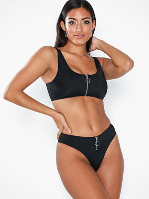 NLY Beach Zip It Bikini Panty